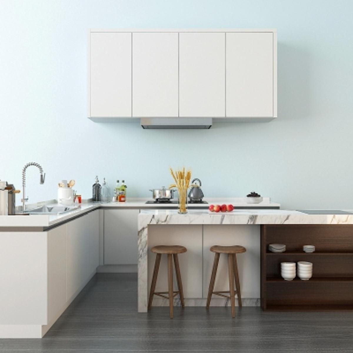 cg245现代简约厨柜模型